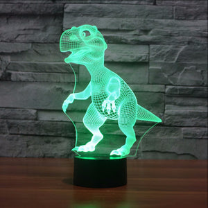 Dinosaur LED Lamp