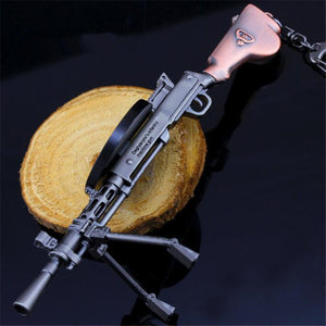 Keychain PUBG DP-28 Weapon Big Prop