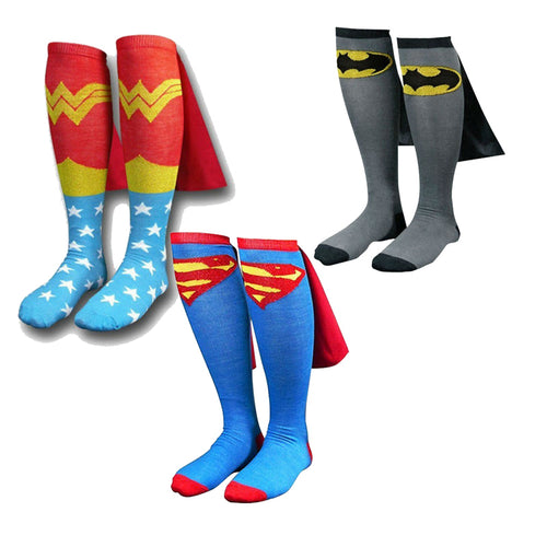 DC Comics Socks for True SuperHeros