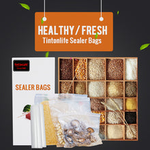 25cmx500cm/roll Vacuum Sealer Food Storage Bags