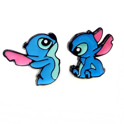 Lilo And Stitch Earrings with a Free Gift Box + Free Shipping!