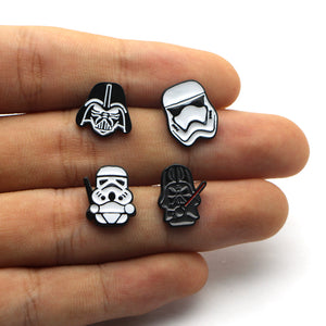 Star Wars Earrings with a Free Gift Box + Free Shipping!
