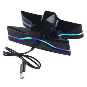 LED Dual Charger Station for PS4 Controller