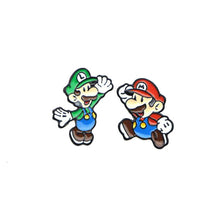 Super Mario Earrings with a Free Gift Box + Free Shipping!