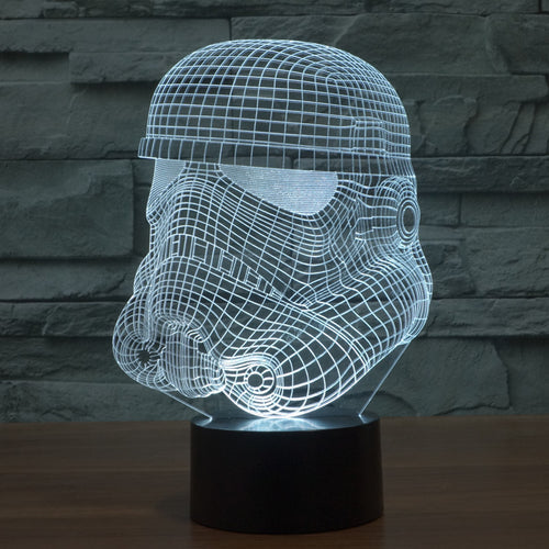 Stormtrooper  LED Lamp