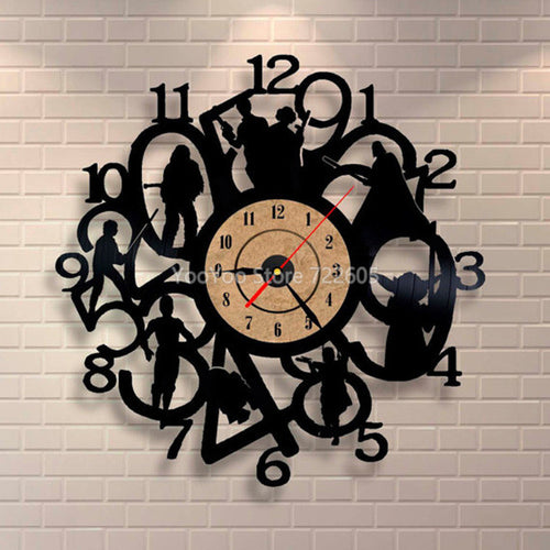 Star Wars Wall Clock #25