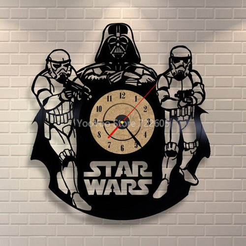 Star Wars Wall Clock #26