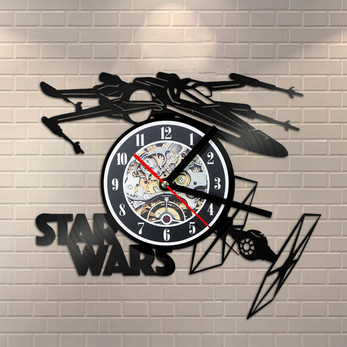 Star Wars Wall Clock #14