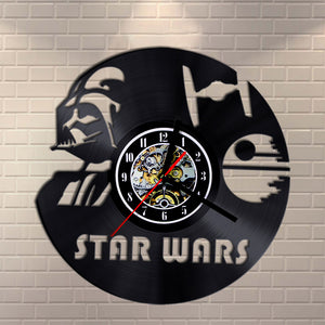 Star Wars Wall Clock #18