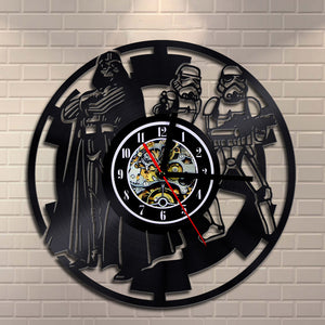 Star Wars Wall Clock #19