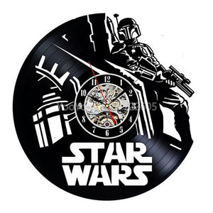 Star Wars Wall Clock #30