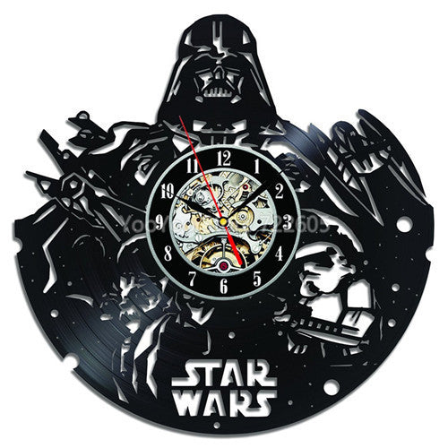 Star Wars Wall Clock #31