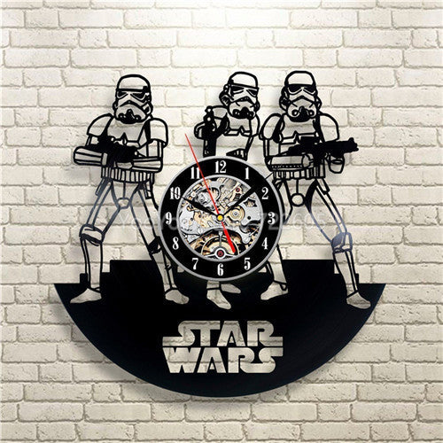 Star Wars Wall Clock #32
