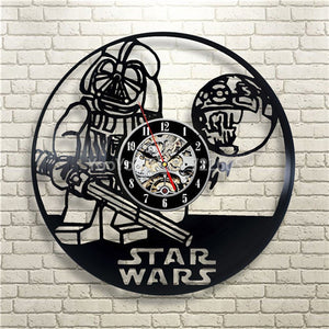 Star Wars Wall Clock #33