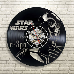 Star Wars Wall Clock #34