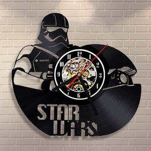 Star Wars Wall Clock #15