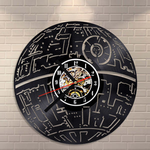 Star Wars Wall Clock #17