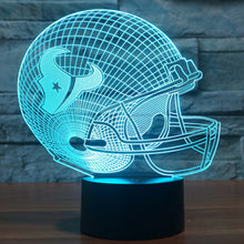 Houston Texans LED Lamp