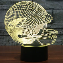 Philadelphia Eagles LED Lamp