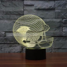 Carolina Panthers LED Lamp