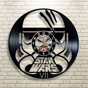 Star Wars Wall Clock #9