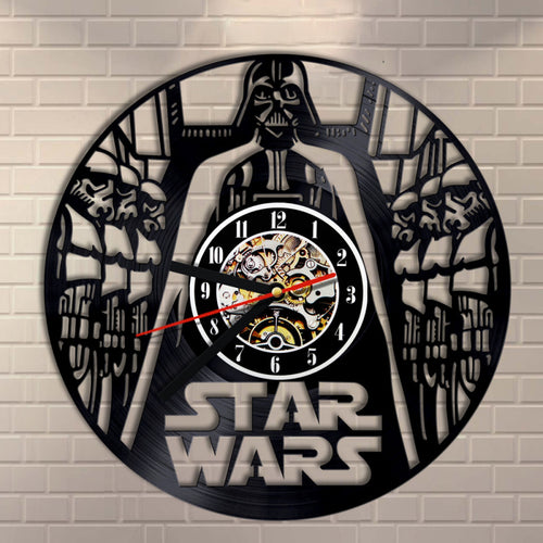 Star Wars Wall Clock #11