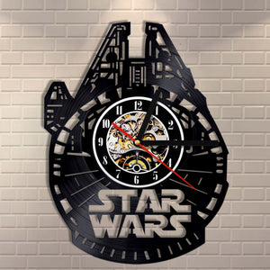 Star Wars Wall Clock #8