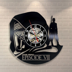 Star Wars Wall Clock #7