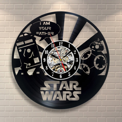 Star Wars Wall Clock #5