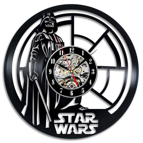 Star Wars Wall Clock #6