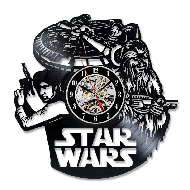 Star Wars Wall Clock #4