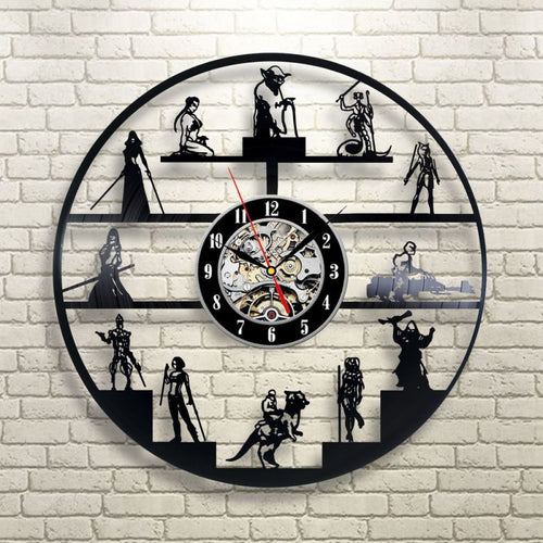 Star Wars Wall Clock #12