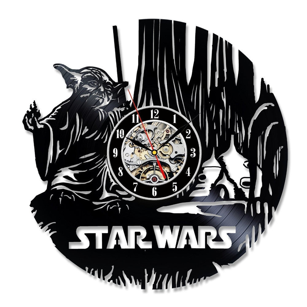 Star Wars Wall Clock #13