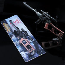 Keychain PUBG VSS Weapon Big Prop