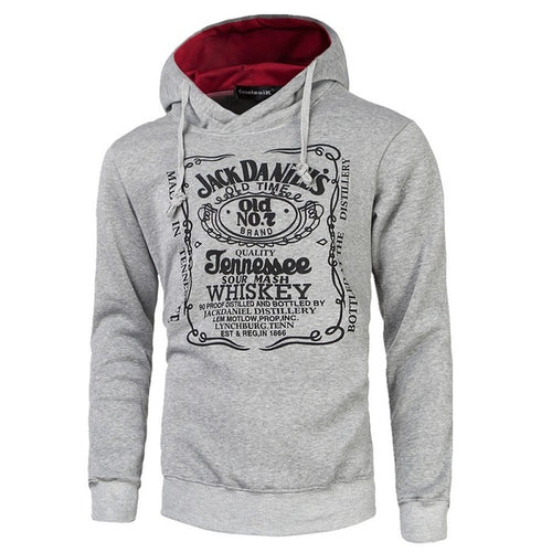 Jack Daniel's Whiskey Hoodie for Men