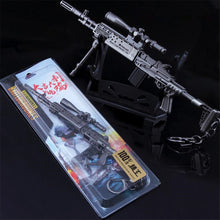 Keychain PUBG MK14 EBR Weapon Big Prop