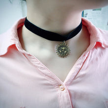 Collection - Vintage/Gothic Choker Necklace Black Victorian