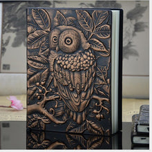 Owl Notebook/Diary