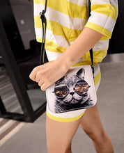 Cat Fame - PU Leather Hand Bag