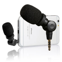 Saramonic iMic Microphone (High Sensitivity - Perfect for Video Recording - Youtuber/Musicians/Vlogger) for Apple IOS iPhone 7/7 plus/4s/5/6/6s Plus/iPad/iPod FREE SHIPPING!