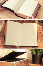 Vintage Leather Notebook