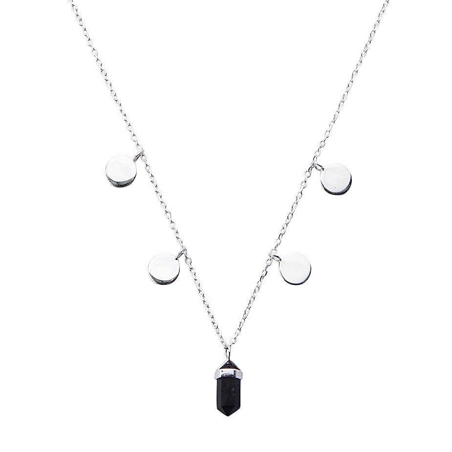 Integrity Onyx Necklace