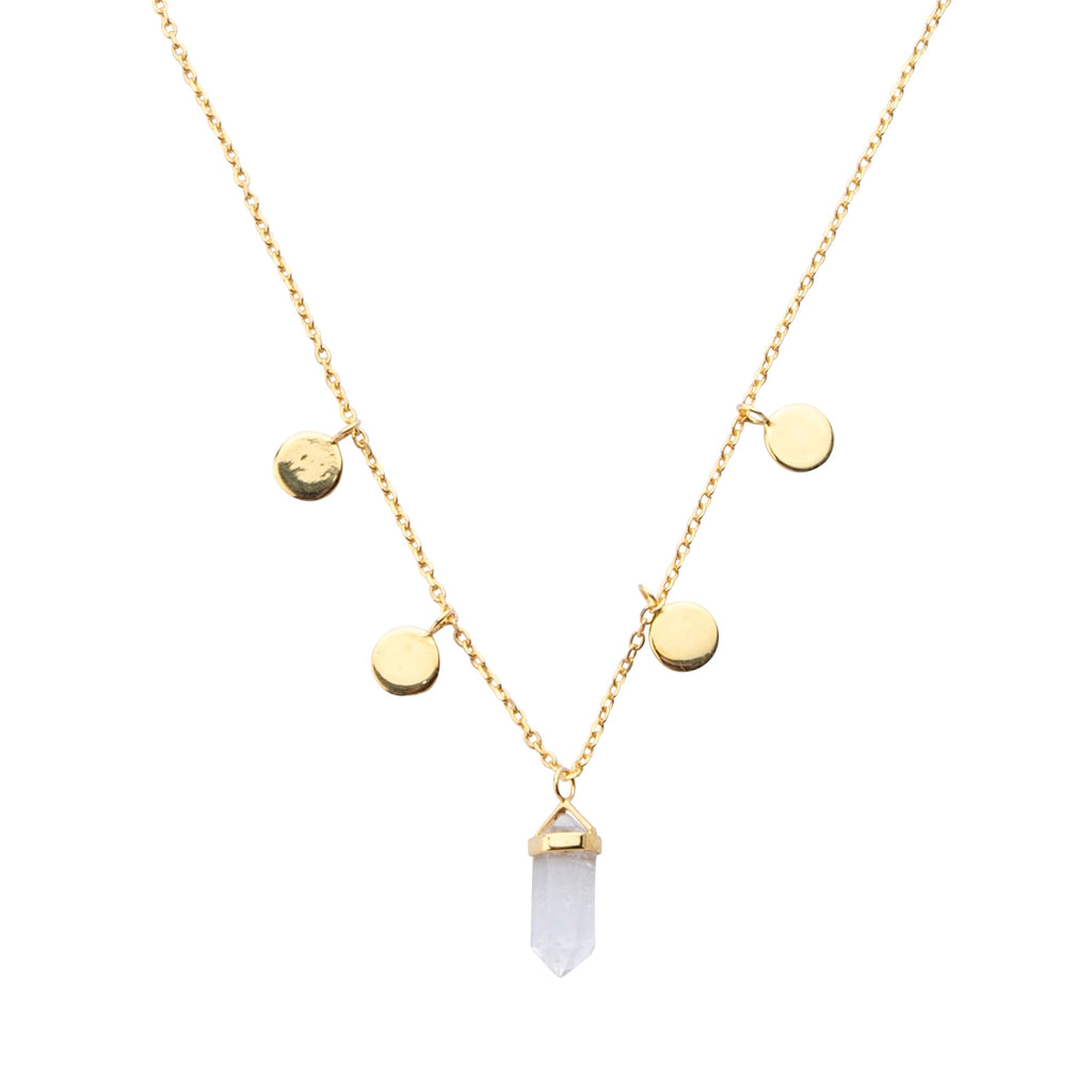 Integrity Quartz Necklace