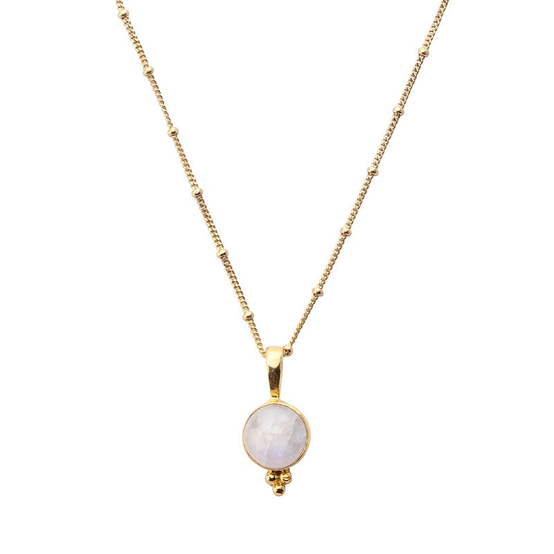 PRE ORDER Awaken Moonstone Necklace