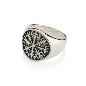 Men's Viking Calendar Ring