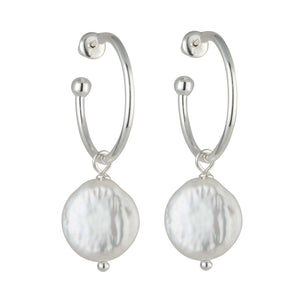 The 'Anna' Pearl Earrings