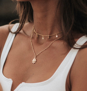Solar Necklace