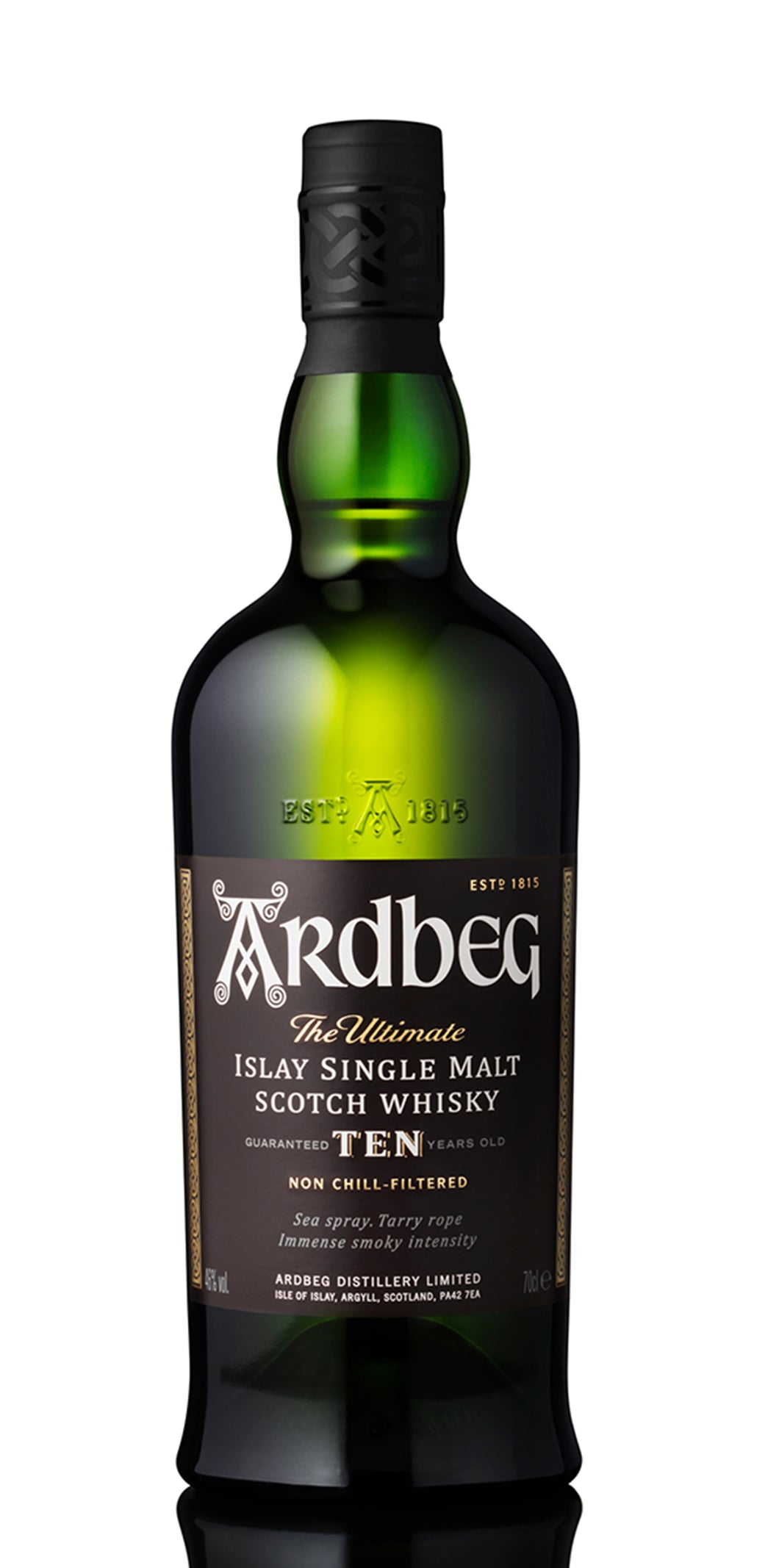 ARDBEG 10YO ISLAY MALT - Vino Wines
