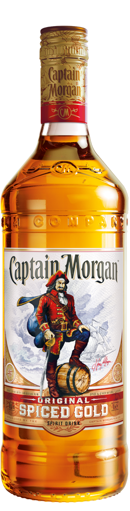 CAPTAIN MORGAN SPICED RUM - Vino Wines