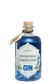 THE OLD CURIOSITY CHAMOMILE AND CORNFLOWER GIN - Vino Wines